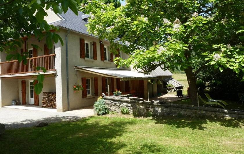 Location de vacances - Gîte à Sainte-Marie de Campan - convivialité et confort