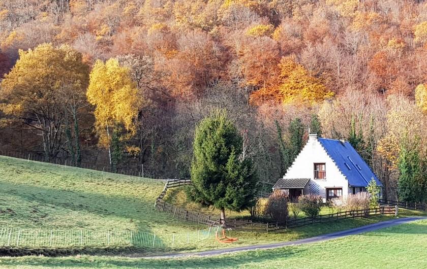 Location de vacances - Gîte à Sainte-Marie de Campan - le lit en 80 transformable en 160
