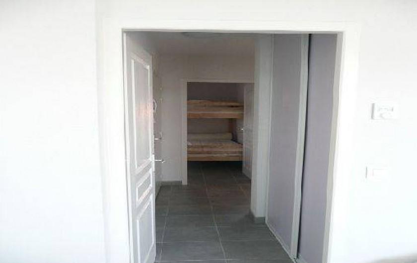 Location de vacances - Appartement à Carcans