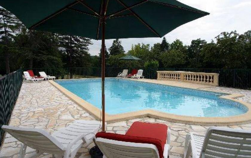 Location de vacances - Château - Manoir à Bourlens