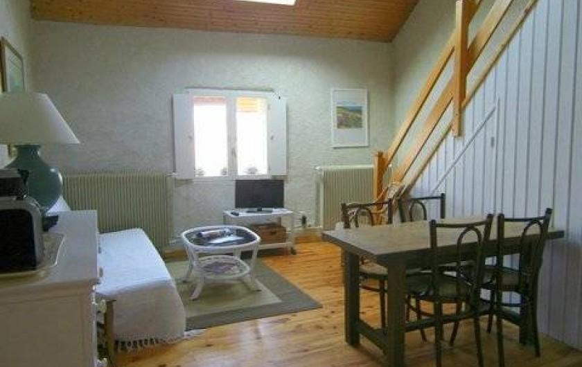 Location de vacances - Appartement à Arbois