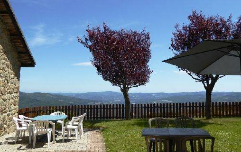 Location de vacances - Appartement à Saint-Jeure-d'Andaure