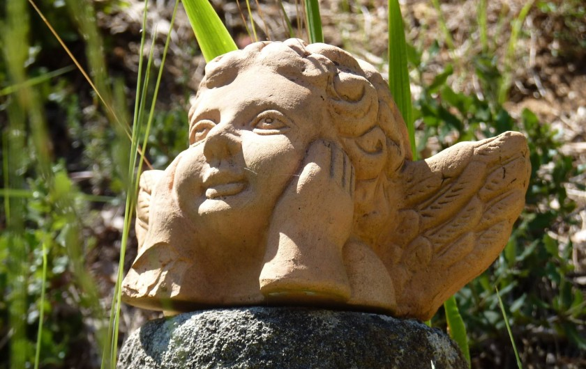 Location de vacances - Mas à Saint-Restitut - Notre ange-gardien