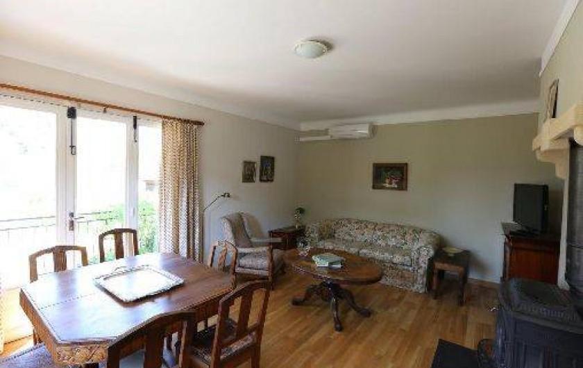 Location de vacances - Villa à Mormoiron