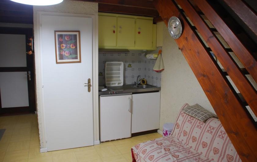 Location de vacances - Appartement à Cauterets - Coin cuisine