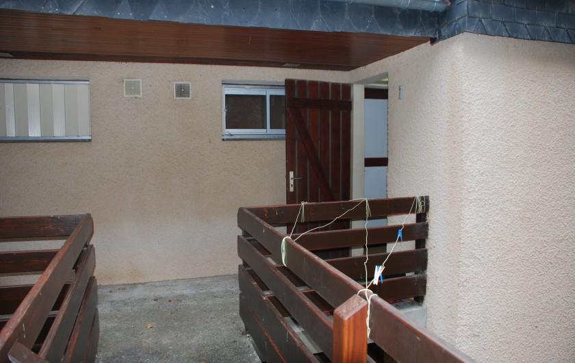 Location de vacances - Appartement à Cauterets - Entrée