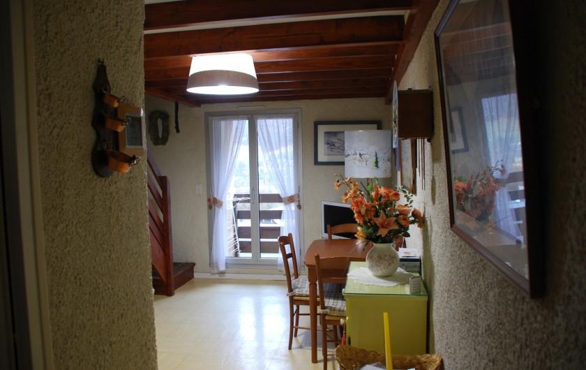 Location de vacances - Appartement à Cauterets - Vue d'ensemble