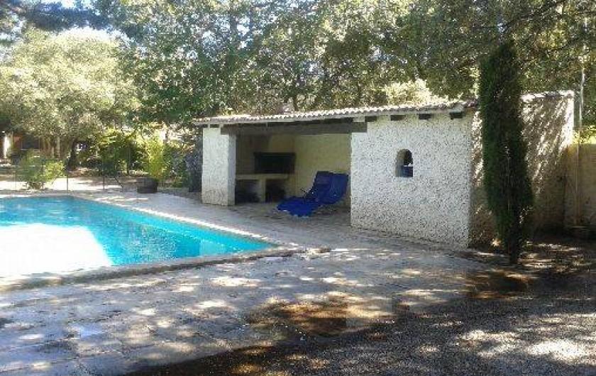 Location de vacances - Villa à Pernes-les-Fontaines