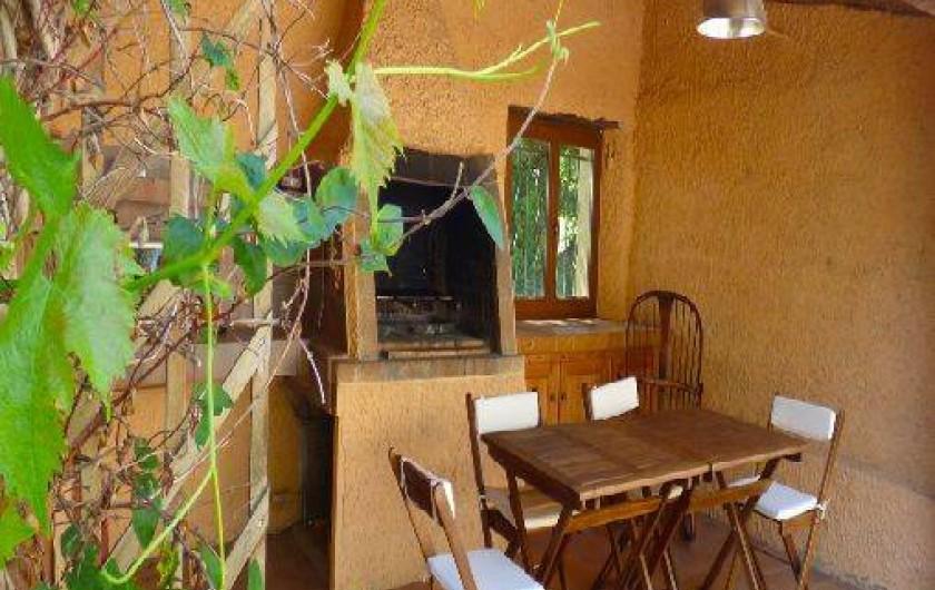 Location de vacances - Chambre d'hôtes à Violes