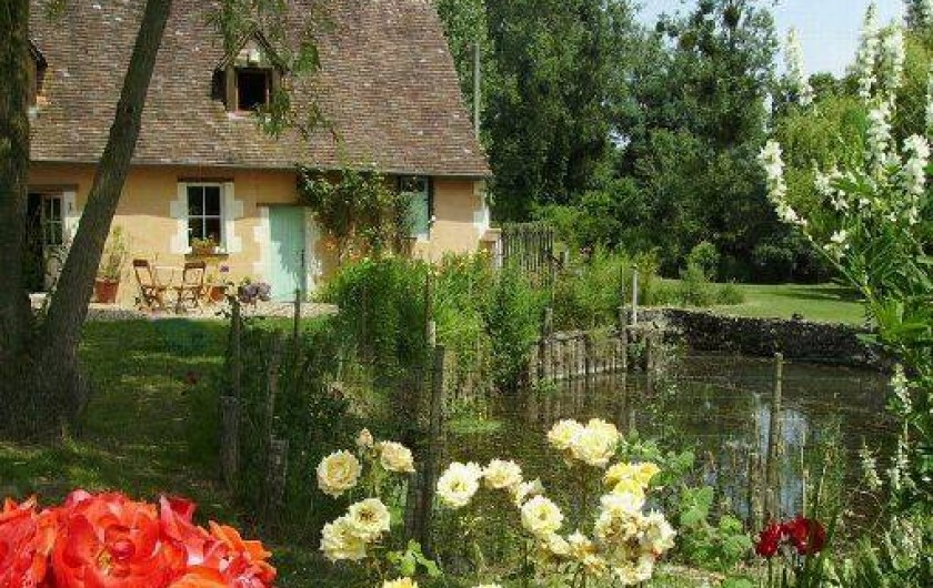 Location de vacances - Gîte à Savigné-sous-le-Lude