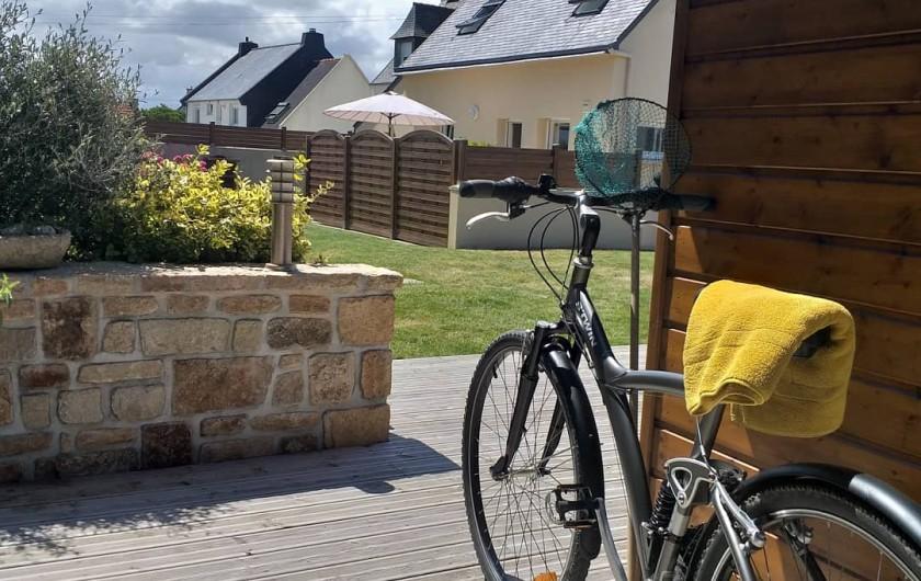 Location de vacances - Villa à Cléder - Velos