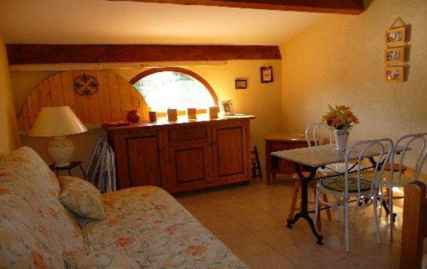 Location de vacances - Appartement à Bédarrides