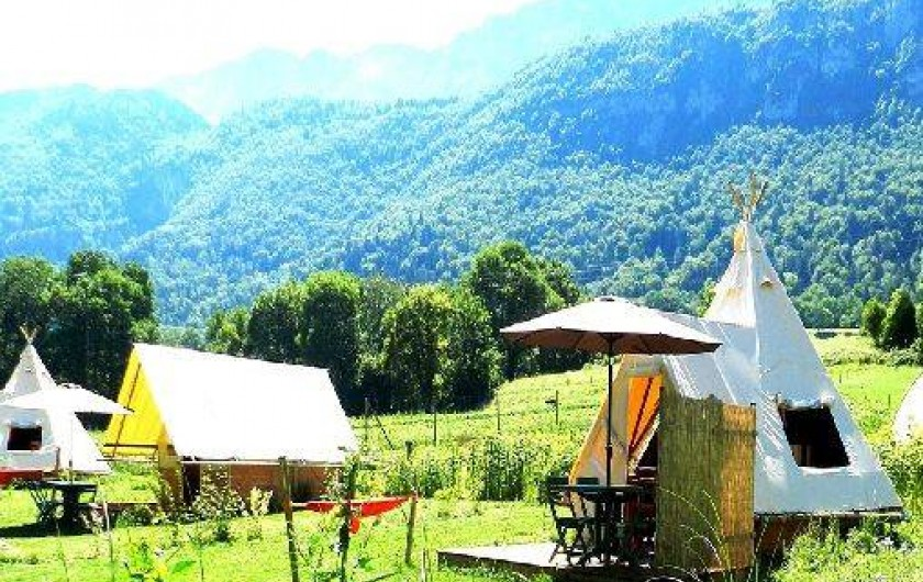 Location de vacances - Gîte à Lathuile