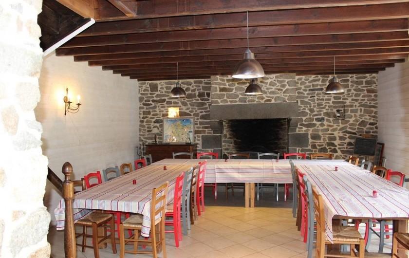 Location de vacances - Villa à Pleudihen-sur-Rance