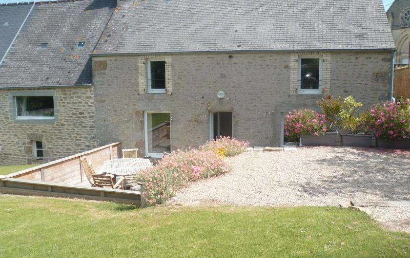 Location de vacances - Gîte à Tocqueville