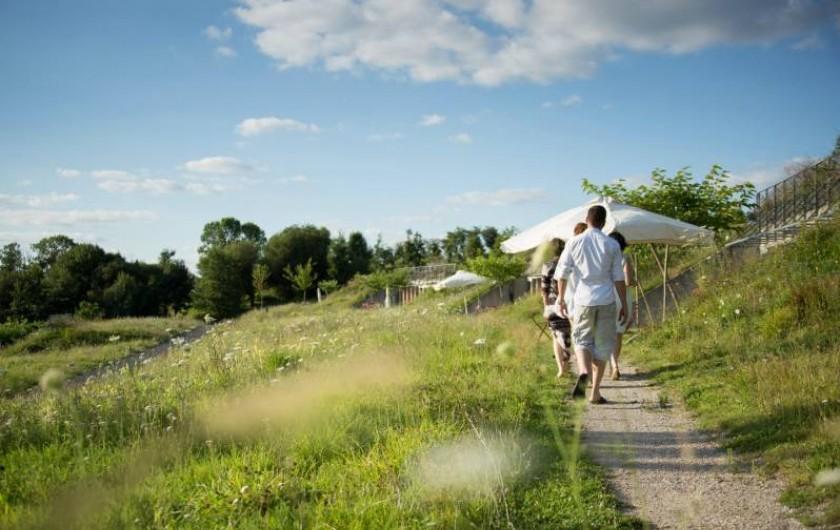 Location de vacances - Gîte à Sainte-Féréole - Les plus beaux villages  de France à proximité