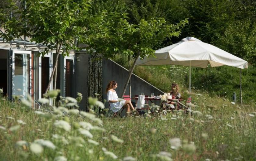 Location de vacances - Gîte à Sainte-Féréole - Calme et détente assurés