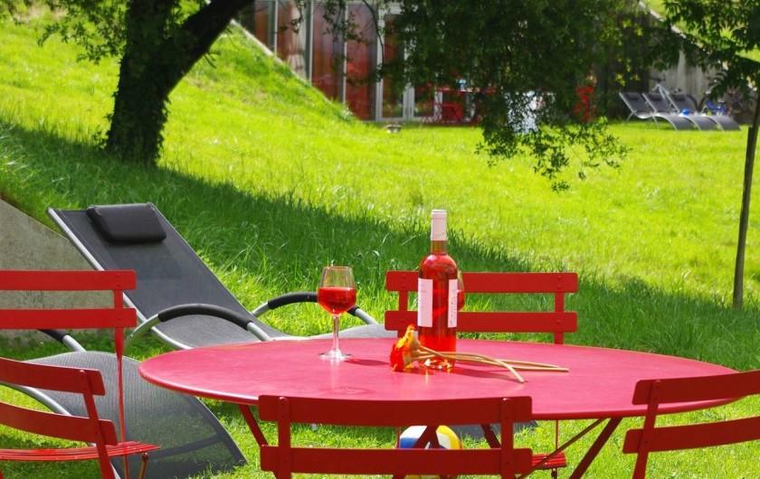 Location de vacances - Gîte à Sainte-Féréole - Le plaisir des vacances