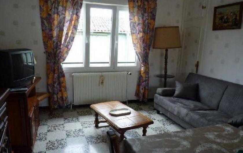 Location de vacances - Maison - Villa à Saint-Amand-sur-Fion