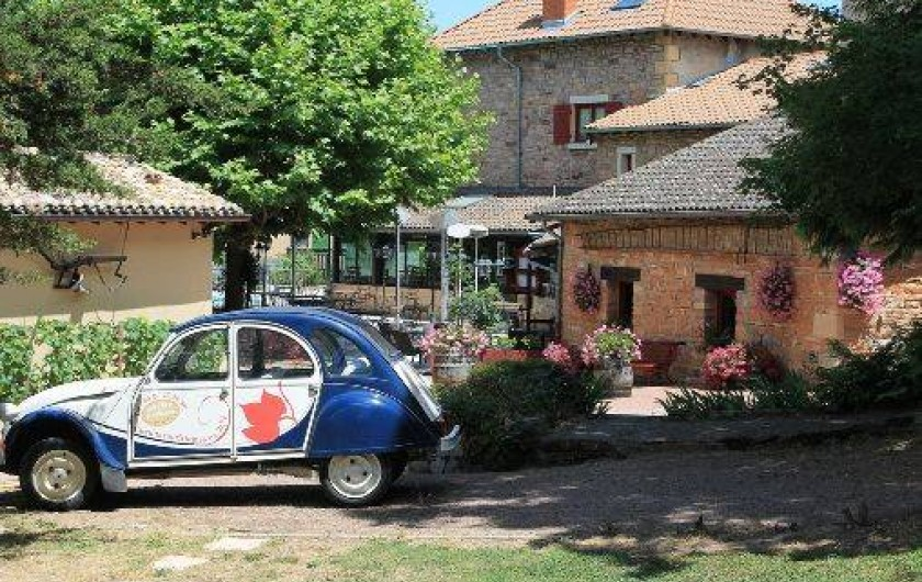 Location de vacances - Hôtel - Auberge à Mâcon