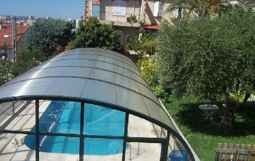 Location de vacances - Studio à Marseille