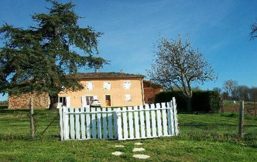 Location de vacances - Gîte à Puycelsi