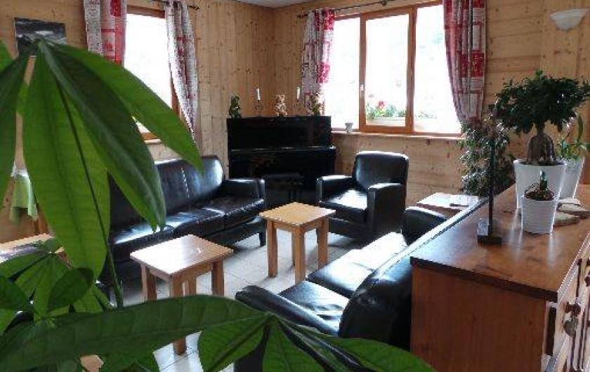 Location de vacances - Hôtel - Auberge à Termignon