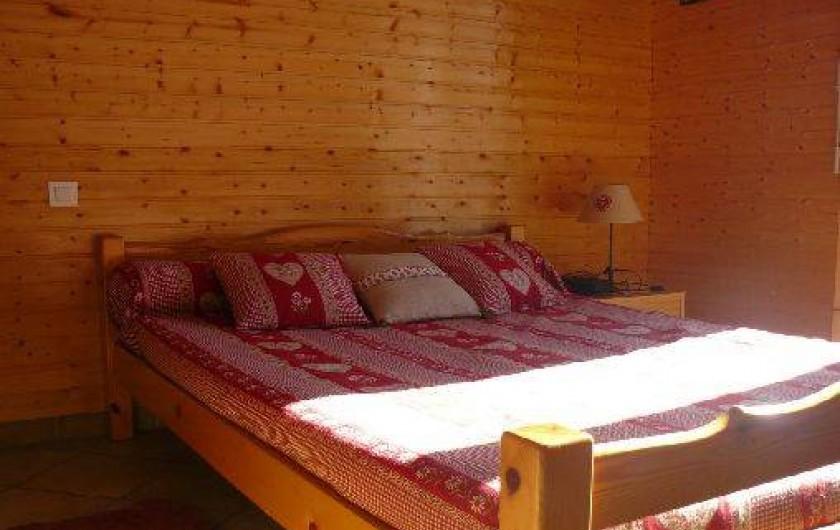 Location de vacances - Chalet à Garin
