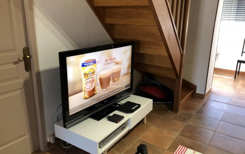 Location de vacances - Maison - Villa à Propriano - COIN TELEVISION