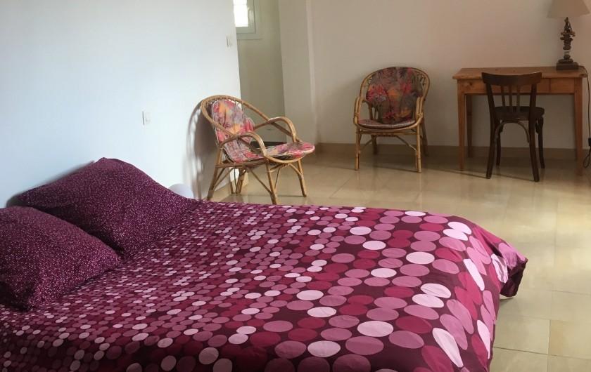 Location de vacances - Villa à Les Salelles - chambre N°1