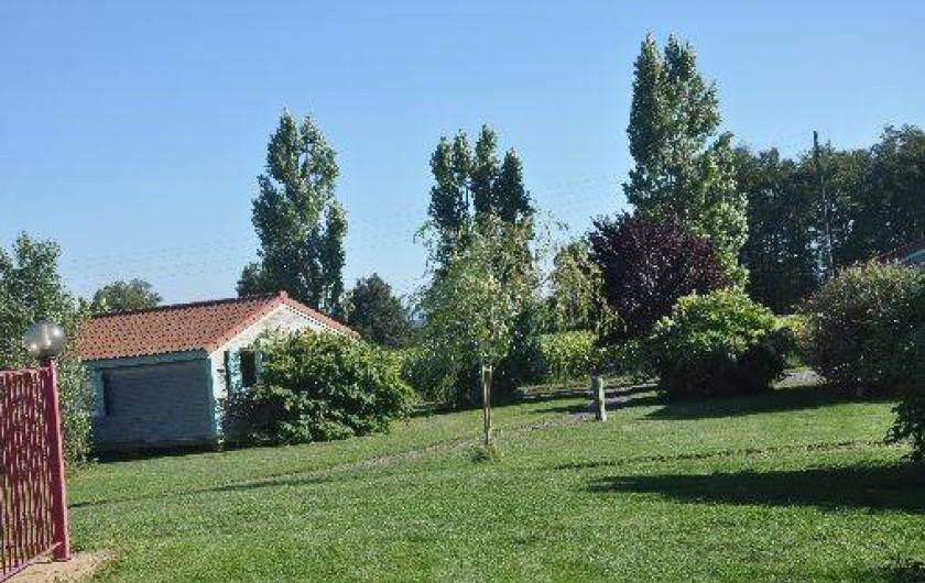 Location de vacances - Chalet à Poncins