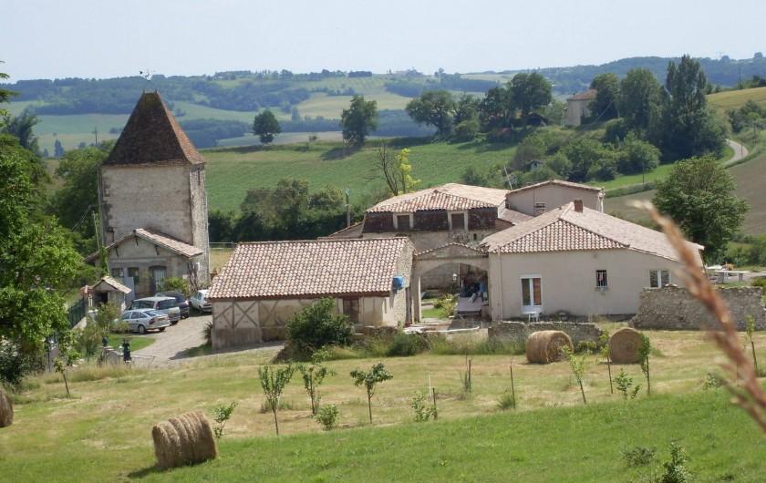 Location de vacances - Gîte à Brugnac