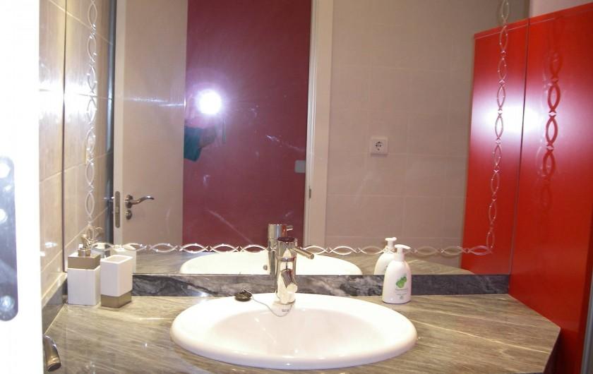 Location de vacances - Appartement à San Fulgencio - Petite salle de bain 2