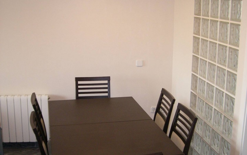 Location de vacances - Appartement à San Fulgencio - Salon coin repas