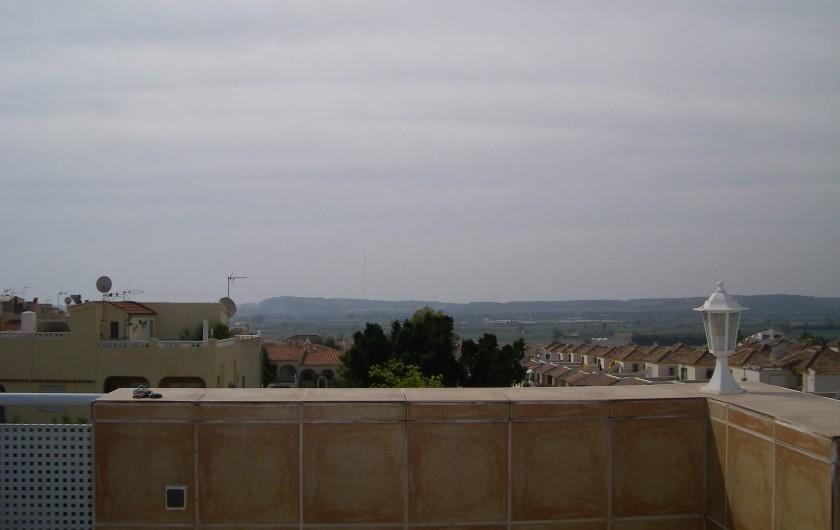 Location de vacances - Appartement à San Fulgencio - Vue panoramique