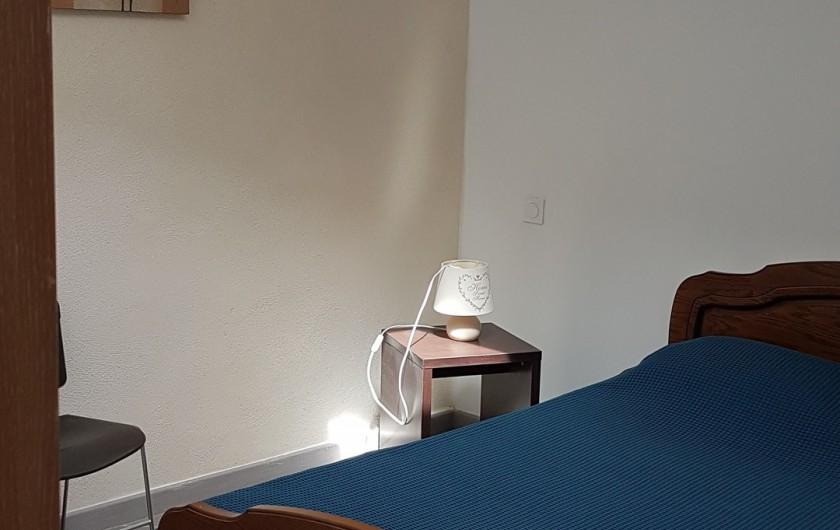 Location de vacances - Appartement à Charleval - chambre
