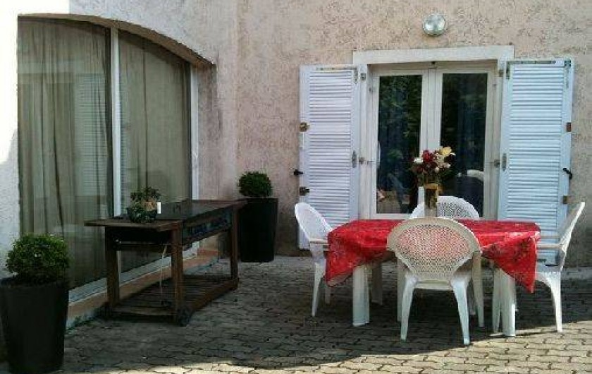 Location de vacances - Appartement à Saint-Aygulf