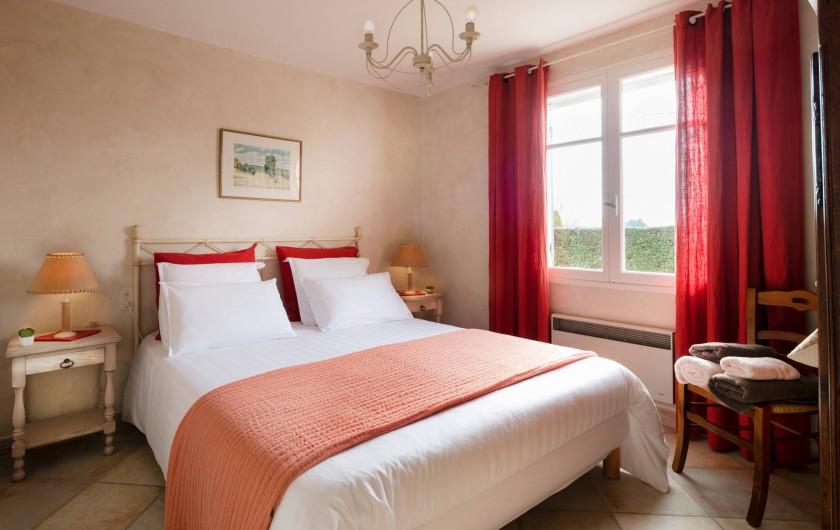 Location de vacances - Gîte à Crillon-le-Brave - Chambre 1