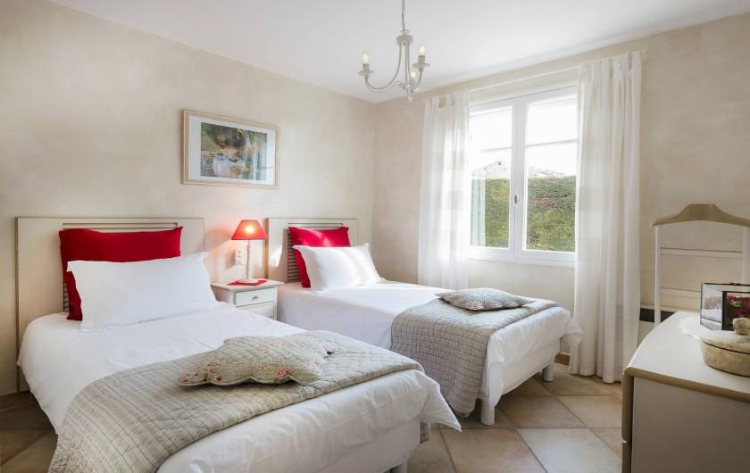 Location de vacances - Gîte à Crillon-le-Brave - Chambre 2