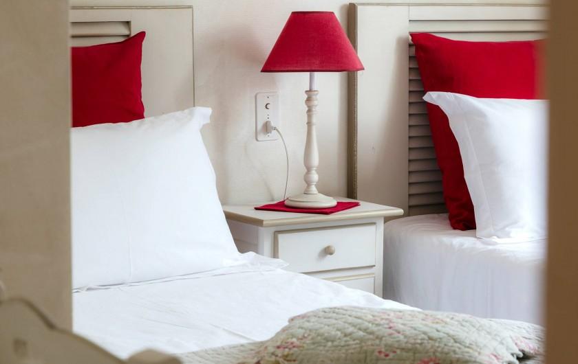 Location de vacances - Gîte à Crillon-le-Brave - Détain chambre 2