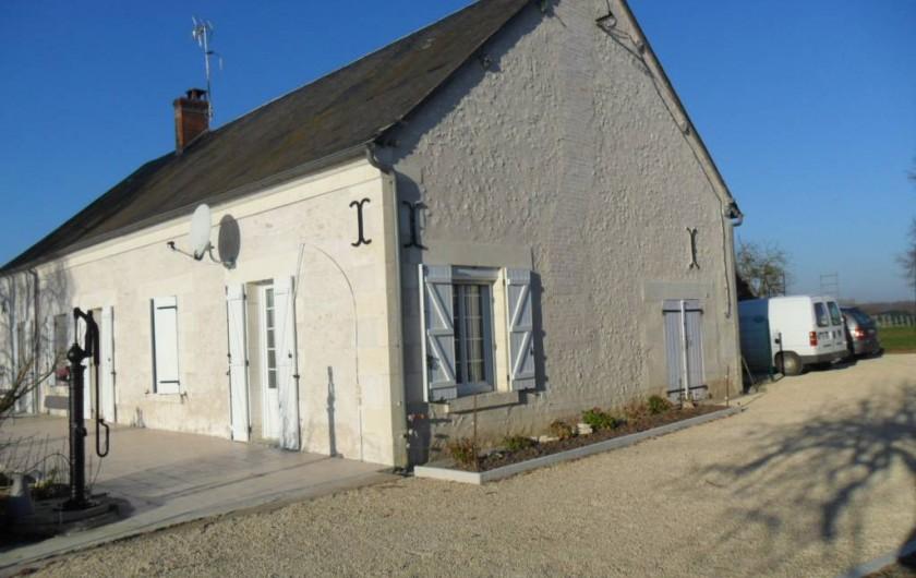Location de vacances - Gîte à Cormeray