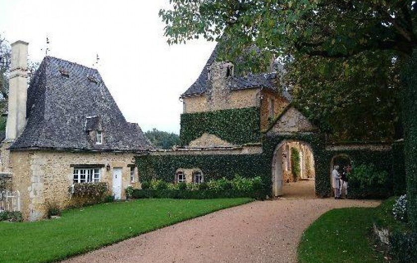 Location de vacances - Villa à Castelnaud-la-Chapelle