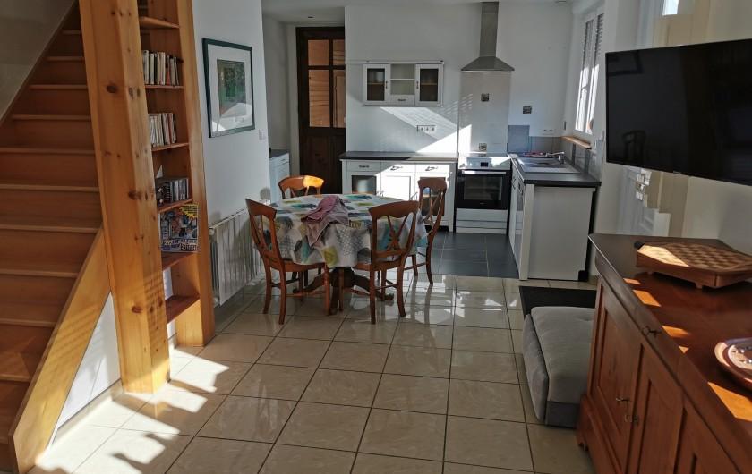 Location de vacances - Appartement à Évette-Salbert