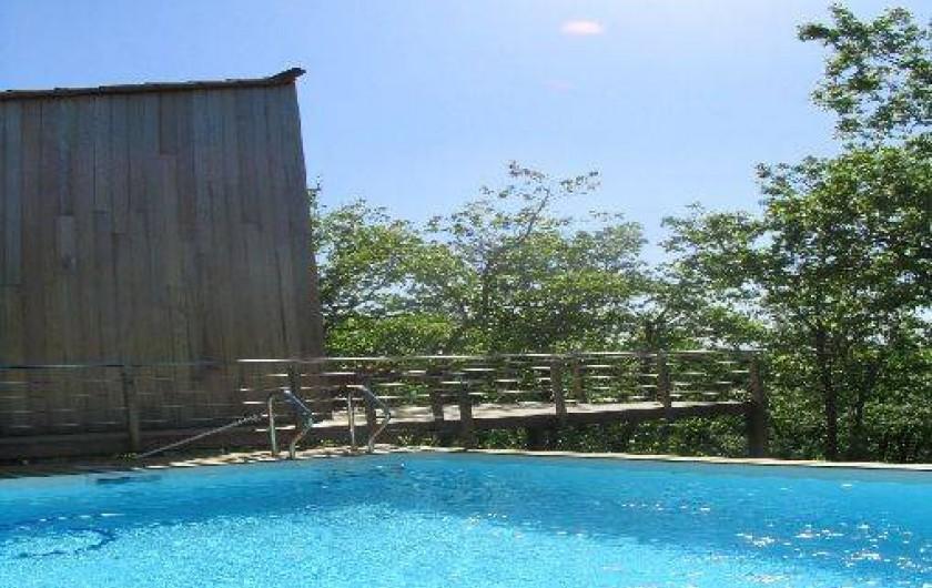 Location de vacances - Villa à Luzech