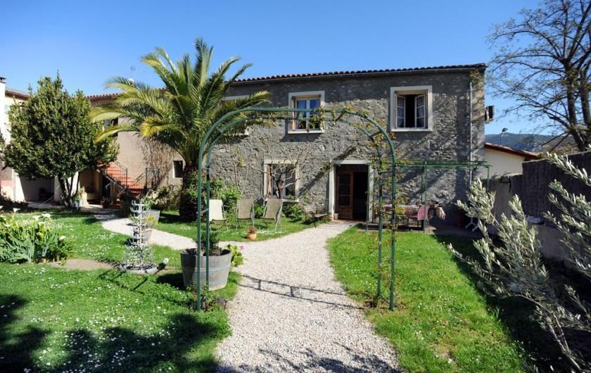 Location de vacances - Gîte à Caudiès-de-Fenouillèdes