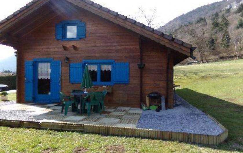 Location de vacances - Chalet à Lathuile