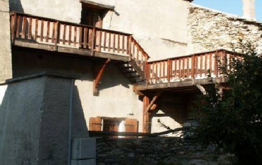 Location de vacances - Maison - Villa à Villarodin-Bourget