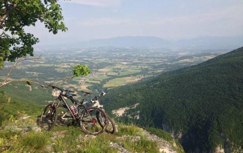 Location de vacances - Camping à Vallières