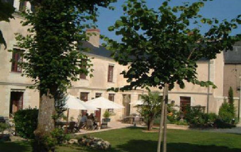 Location de vacances - Maison - Villa à Montreuil-Bellay