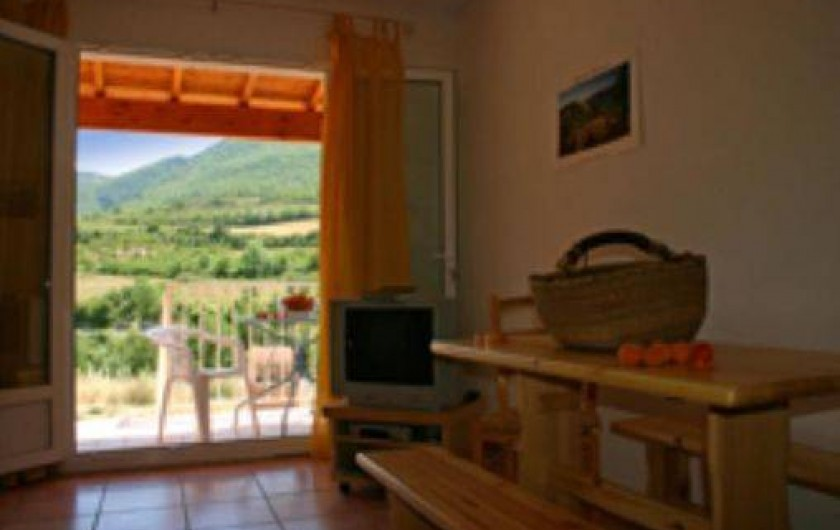 Location de vacances - Maison - Villa à La Roche-sur-le-Buis